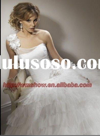 2011Newest Design New Arrival Beautiful Ball Gown Bridal Dress