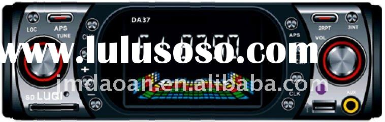 "2011 Deckless Smart New 3"" Color LCD New Car Audio/Video with High Quality(DA37)"