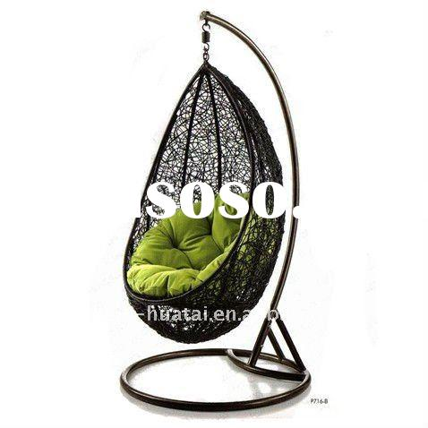 2011 Garden Rattan Hanging Egg Chair
