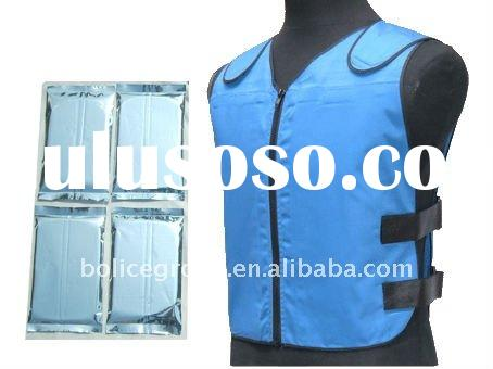 2011 New Refrigerator-free type Cooling Vest