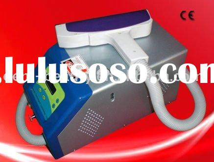 2011 New model ND YAG Q-switch laser for tattoo removal