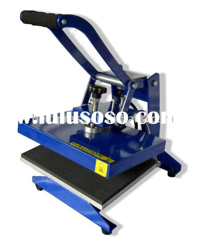 2011 Newest Design Flat T-shirt Printing Machine(SGS Certification)