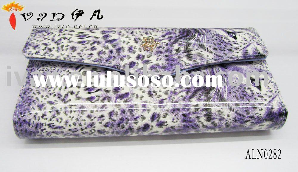 2011 Top Selling Fashion Wallets Ladies