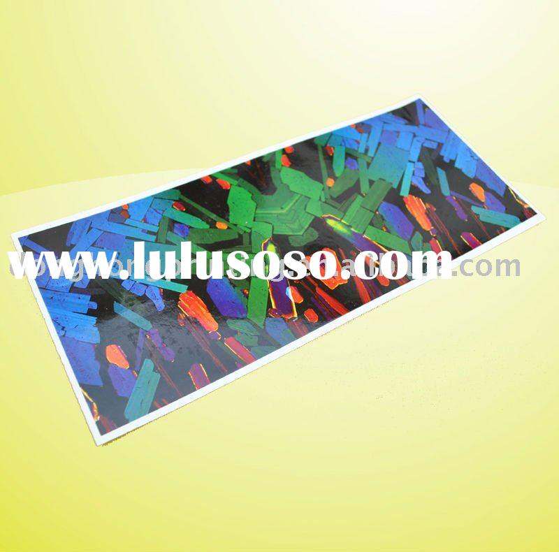 2011 Years OEM&ODM Colorful Water transfer decal printing
