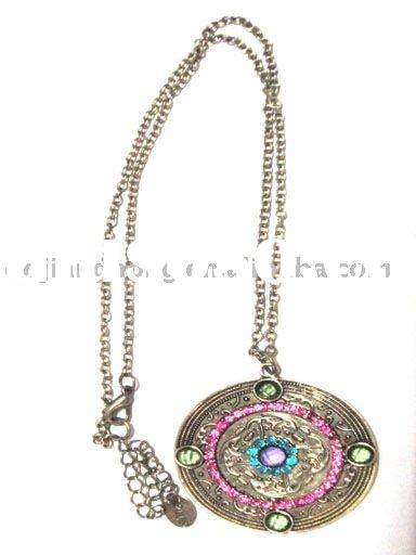 2011 fashion flower pendant