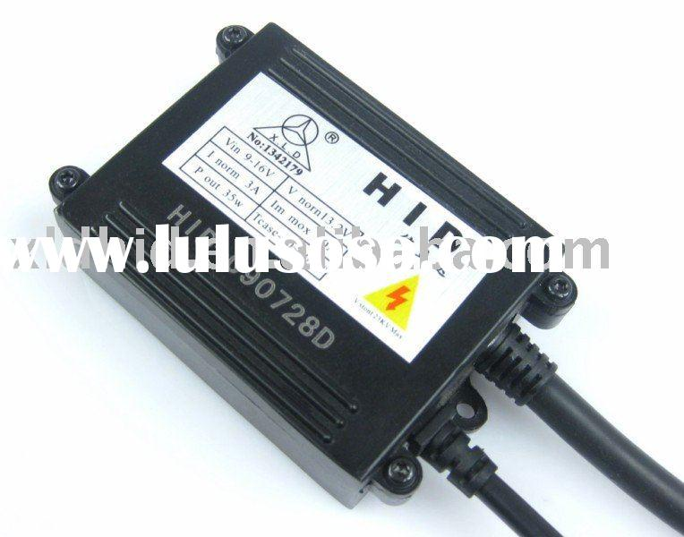 2011 high quality MOTORCYCLE slim BALLAST