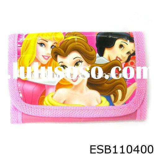 2011 latest charming mini wallet purse design promotional wallet for kids