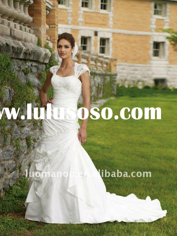 2011 most popular a-line sweetheart zuhair murad wedding dresses MBD7504
