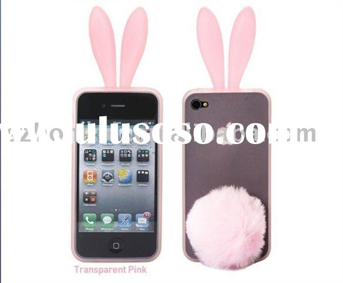 2011 new trendy name brand silicone cell phone cases
