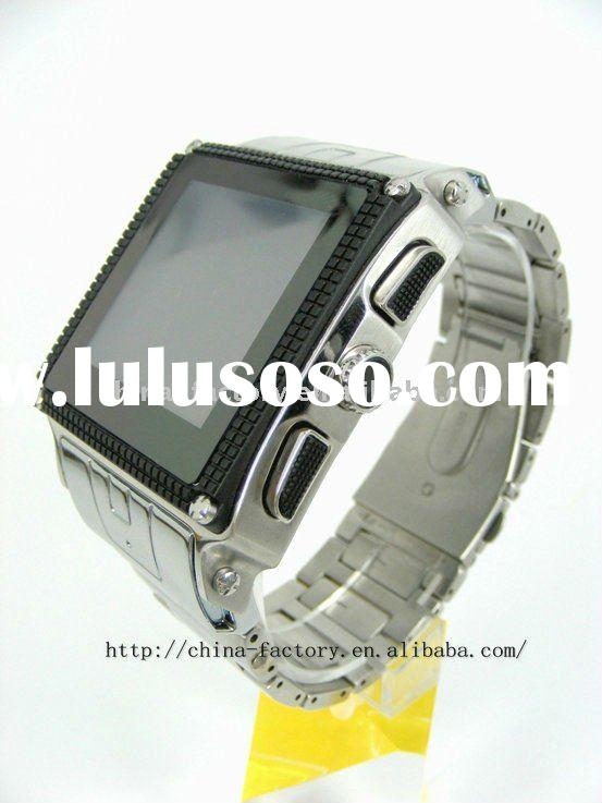 2011 touch screen camera mobile phone watch new