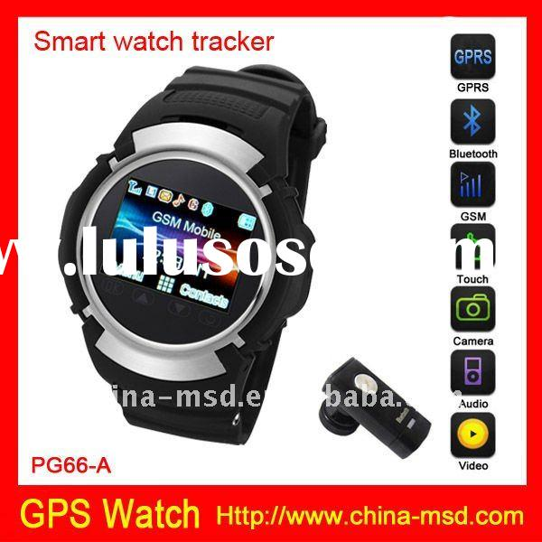 2012 GPRS Watch Phone Position Online Smart Tracking Watch PG66 Great Present for Child Kids