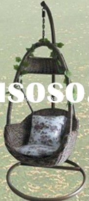 2012 Hot sale SG-JHA-178F Rattan hanging egg chair