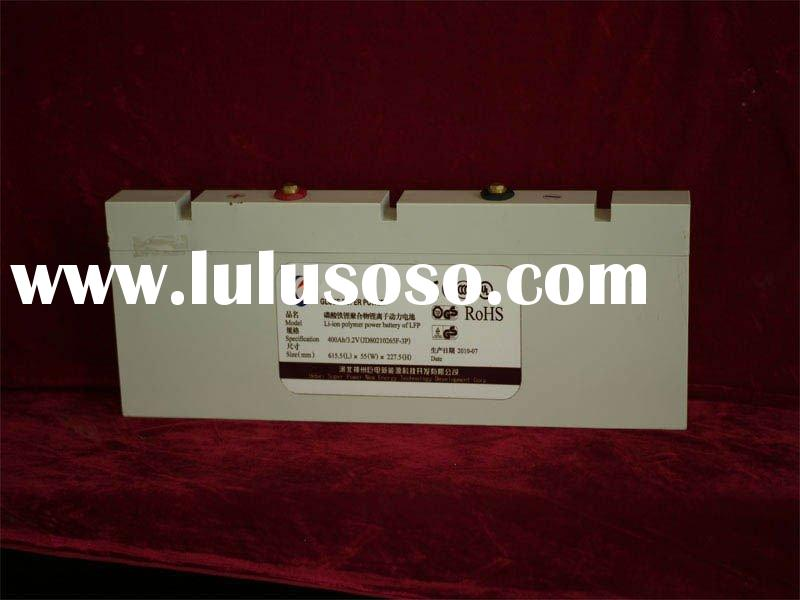 2012 New Electric vehicles China Lithium polymer battery