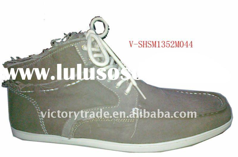 2012 New Fashion Design Men Casual Shoes