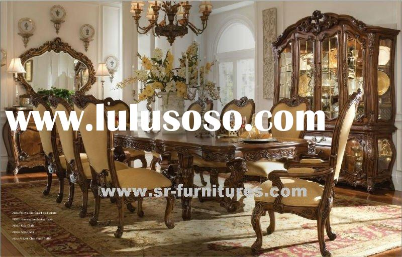 2012 New Style Wooden Dining Room Furniture