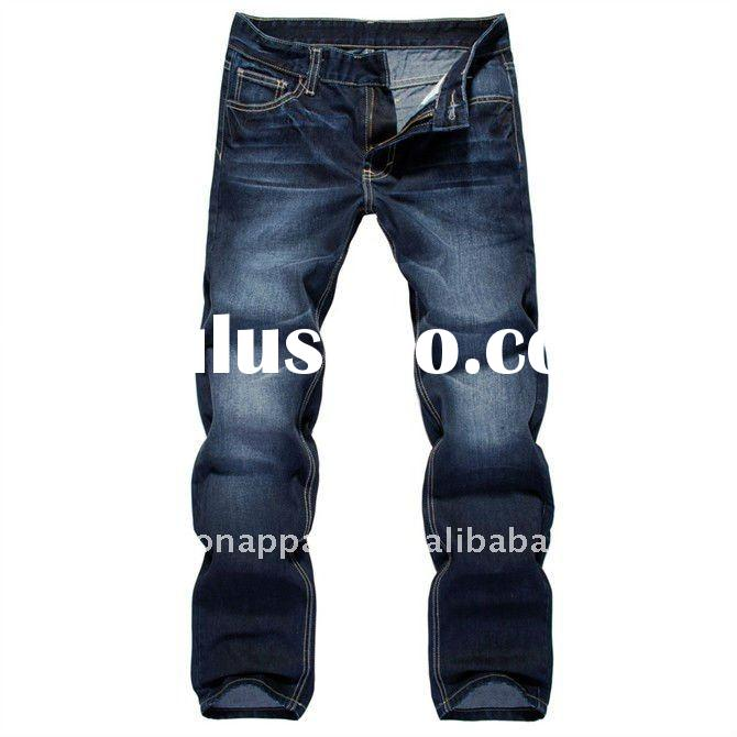 2012 latest design mens denim jeans