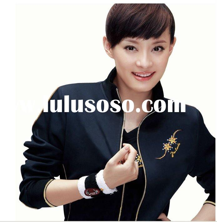 2012 spring hot sale ! casual long sleeve women's sports wear