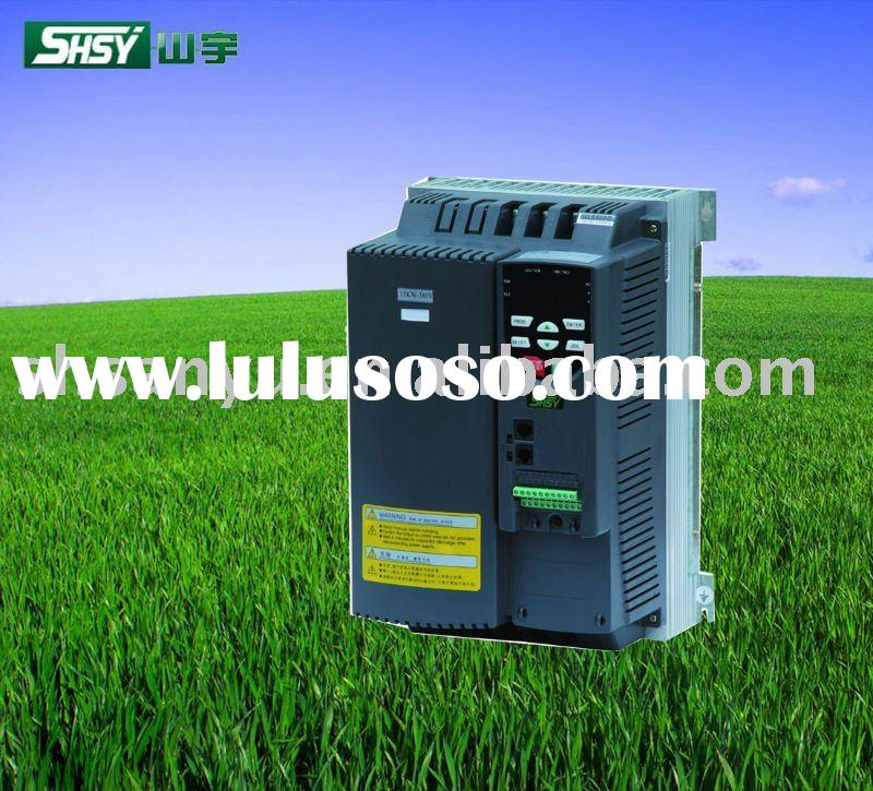 220V 1PH AC 5.5KW variable frequency inverter