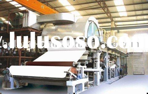 2400mm High Speed Toilet Paper Machine