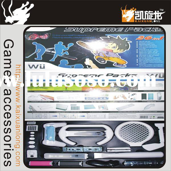 26 in 1 supper packs for game console, game supper packs