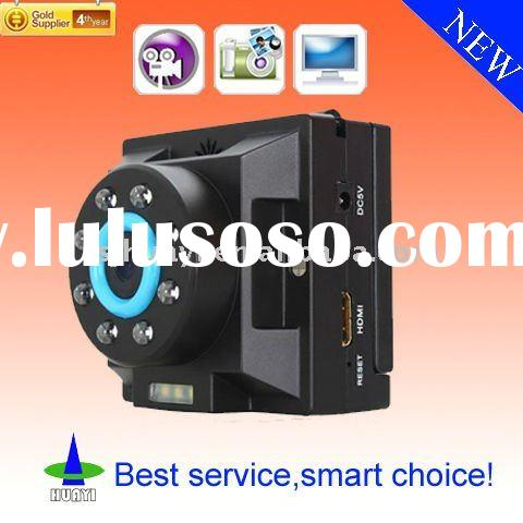 """2.0"""" TFT HD 720P Vehicle DVR 8 LED Infrared Night Vision Motion DetectionMotion Detection"""