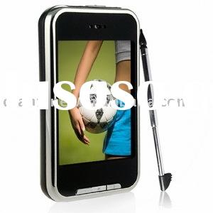 2.8' TFT Touch screen mp4 player 2G Music Movie FM Voice recorder Games