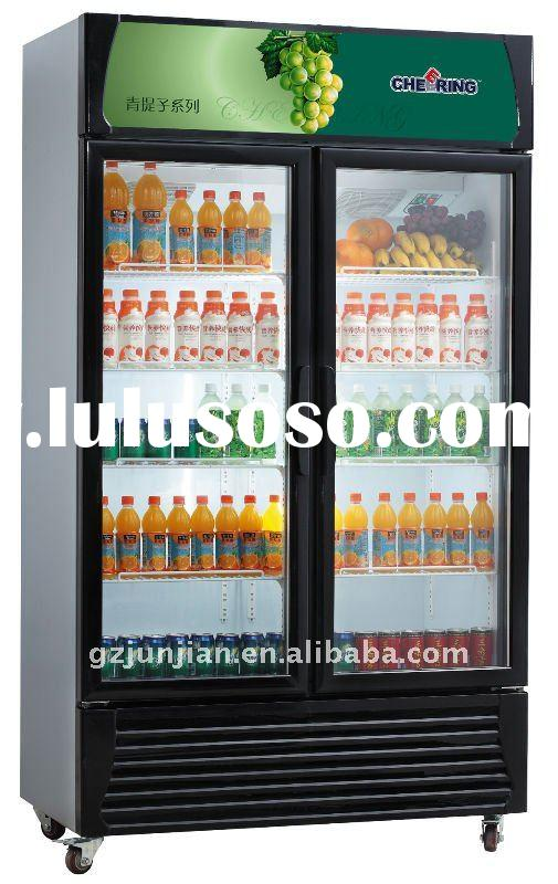 2-Door Refrigerated Showcase