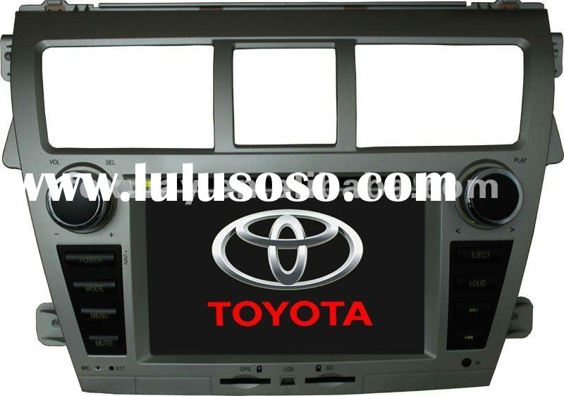 2 din car dvd gps for toyota vios