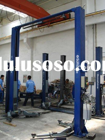 2 post car lift/2 post auto lift(4tons) with CE Certificate