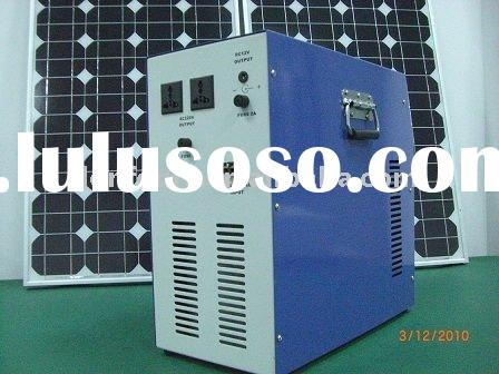 300W solar power system, portable solar generator, home solar power system, home solar generator