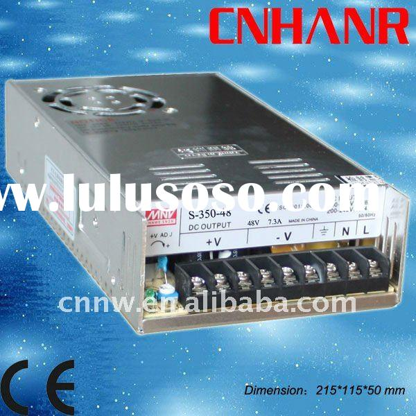 350W Enclosed switching power supply(S-350-48)