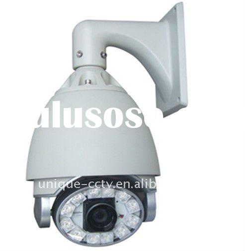 36X Optical Zoom 12X Digital Zoom 1/4 Inch Sony Exview HAD CCD CCTV IR High Speed Dome Camera