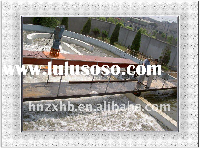37kw water treatment equipment surface aerator