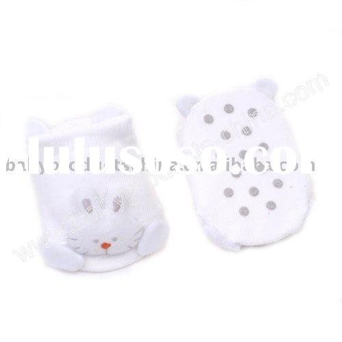 3D Knit Animal Baby Socks Model:RE6008