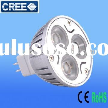 3*3W CREE MR16 12V LED (3 Years Warranty)