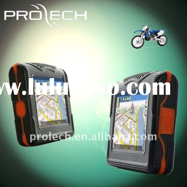 3.5 inch Bluetooth GPS for Motorcycle Waterproof