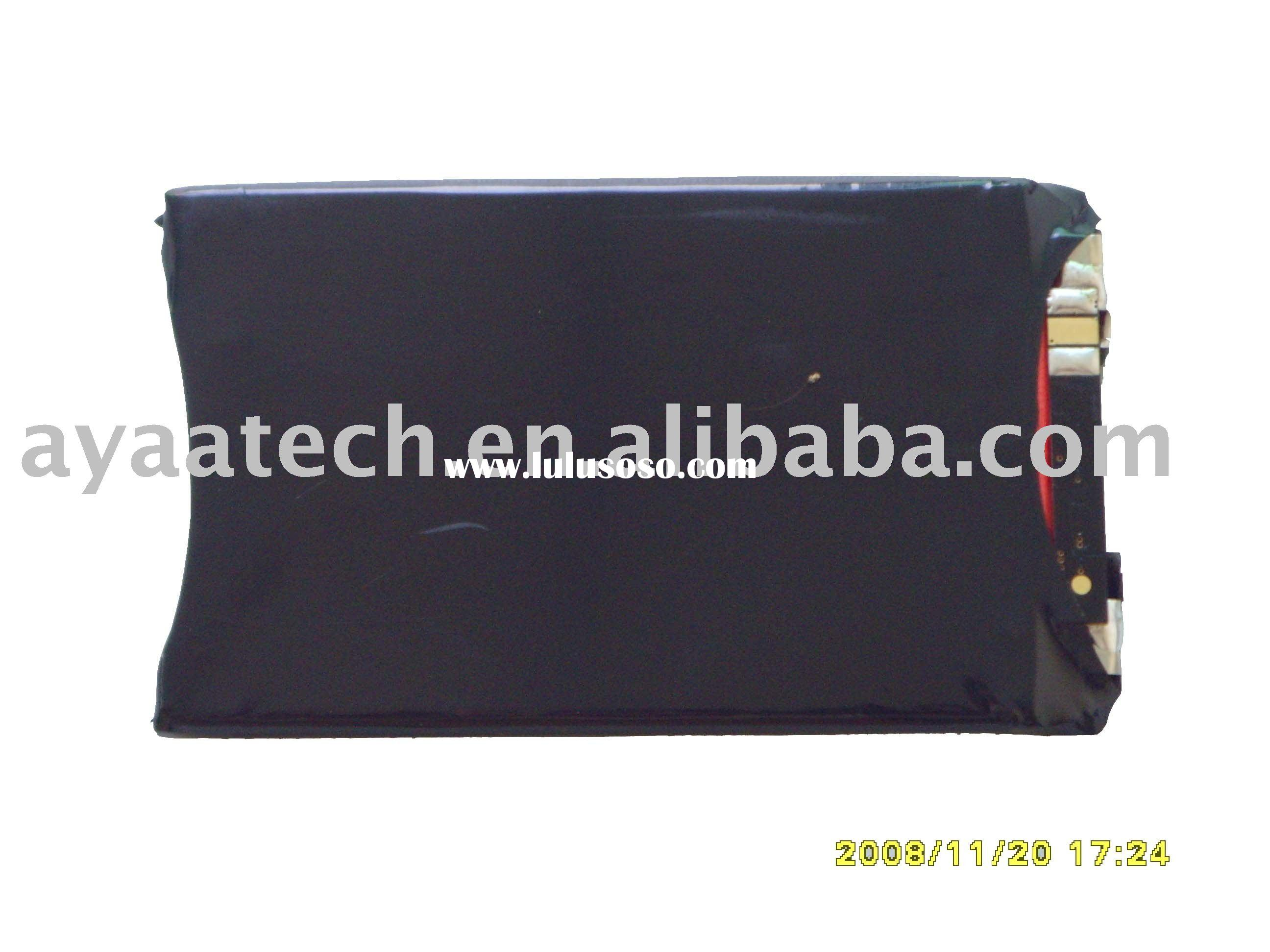 3.7V 4AH Li-ion battery pack