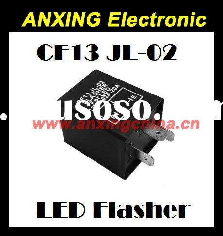 3 Pin electronic LED flasher fix CF13 JL-02 relay
