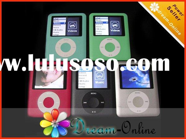 3th Style Mini MP3 MP4 Player With Video FM E-book Digital Music Player