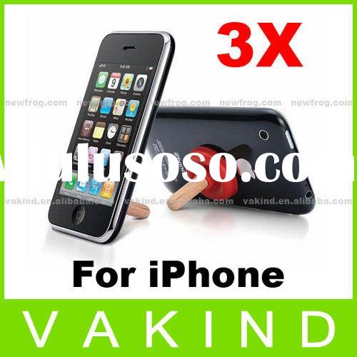 3x Pumping Toilet Stand Holder For iPod Touch iPhone 4G
