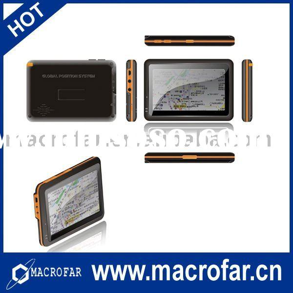 4.3 inch TFT touch screen gps hot sell(MF-043A)