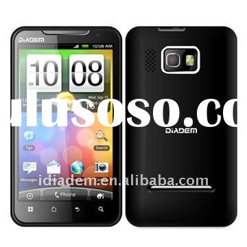 4.3 inch capacitive touch screen 3g wifi dual sim android phone with 5mp