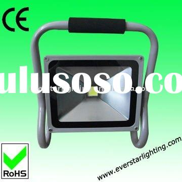 50W IP65 waterproof outdoor led floodlights,aluminum alloy shell ,CE&ROHS approved