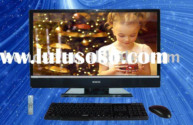 52inch all in one pc tv touch screen pc tv all in one all-in-one pc lcd pc tv