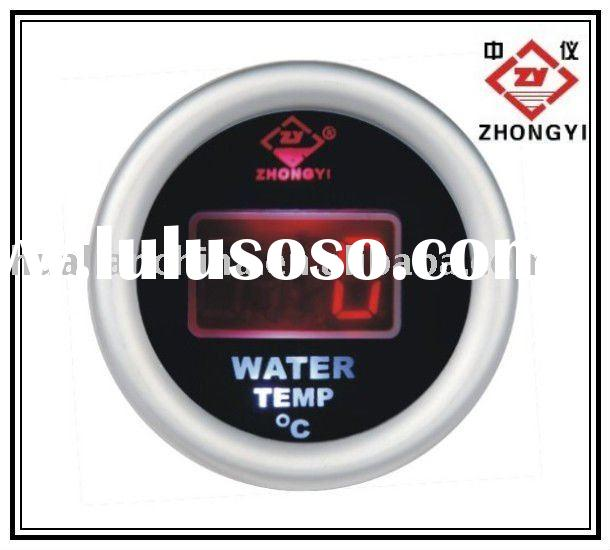 52mm/2'' Digital auto water temperature gauge