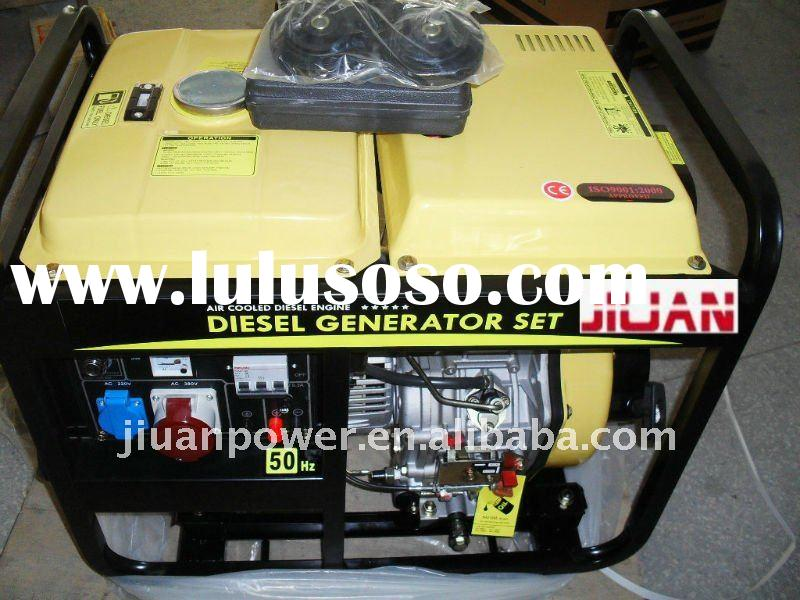 5kva diesel generator with open type