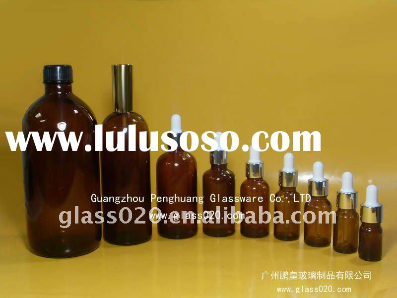 5ml to 500ml glass essential oil bottle