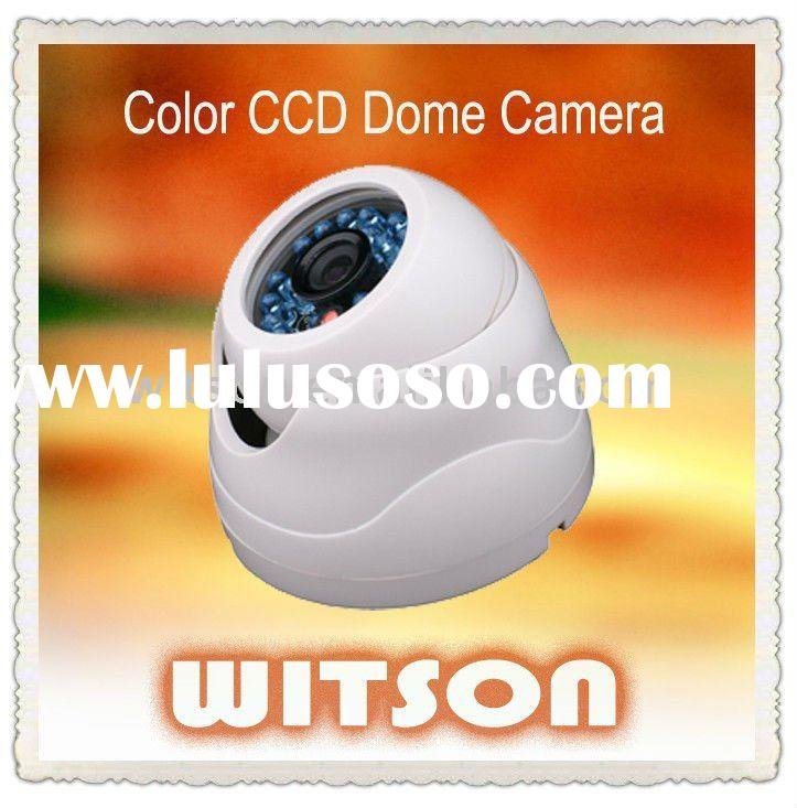 600TVL high resolution cctv dome Camera with 20M IR W3-CV308B