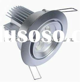 6W dimmable led downlight