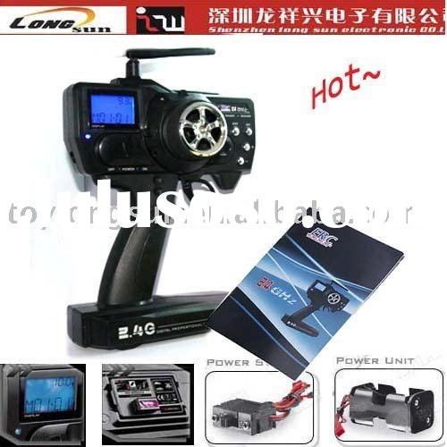 6channels 500M control distance 2.4G radio control system